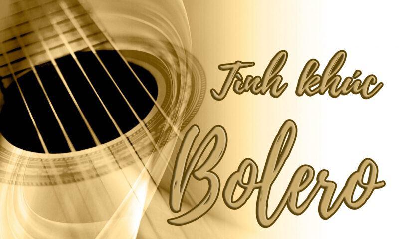 Ca sĩ Đạt Võ nổi tiếng với những bài hát Bolero