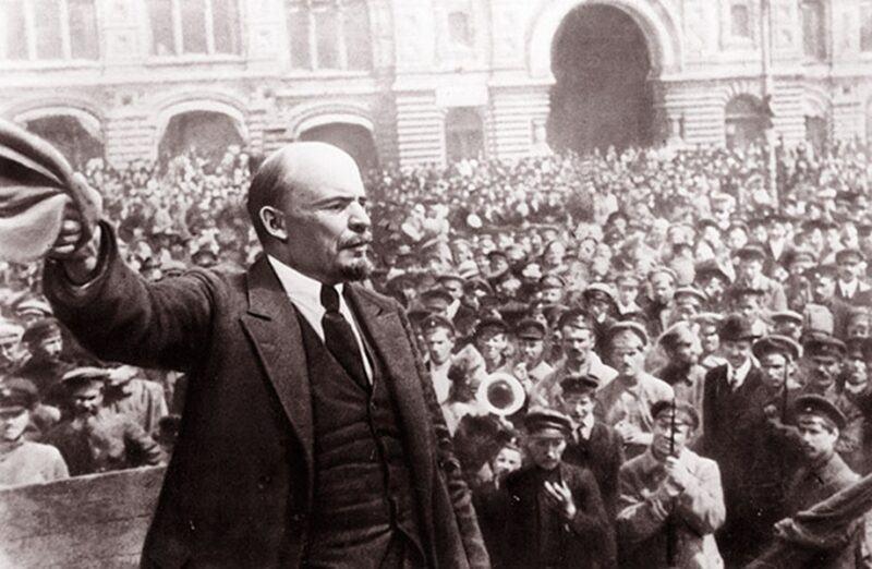 Cách mạng Tháng 10 Nga