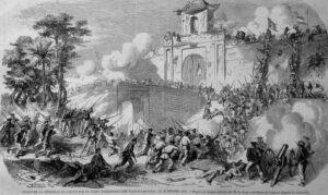 Tại sao thực dân pháp chọn Đà Nẵng làm mục tiêu tấn công đầu tiên?