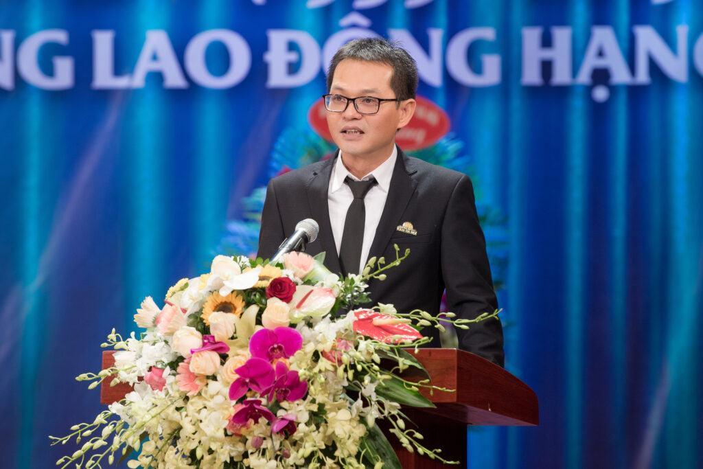 Giám đốc nhà hát kịch Hà Nội là ai