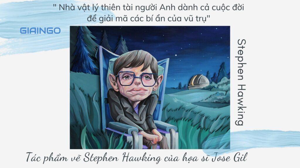 Stephen Hawking là ai?