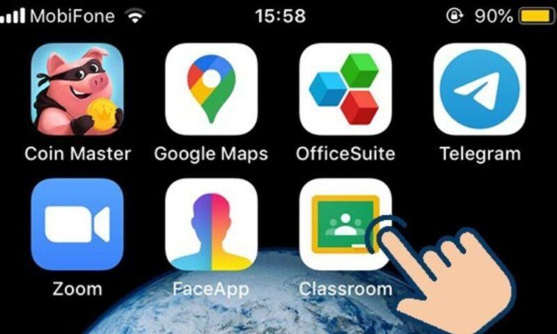 Cách nộp bài trên Google Classroom bằng điện thoại