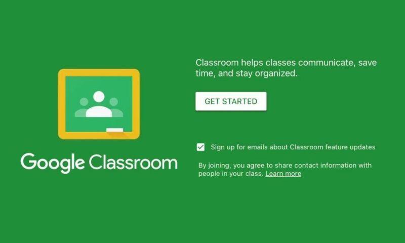 Cách tạo tài khoản Google Classroom