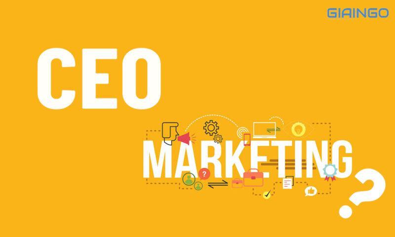 CEO Marketing là gì?