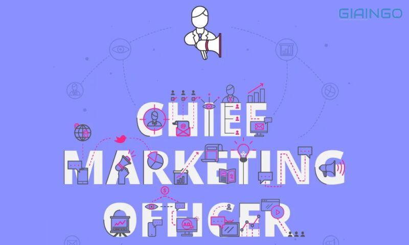 Chief Marketing Officer là gì?