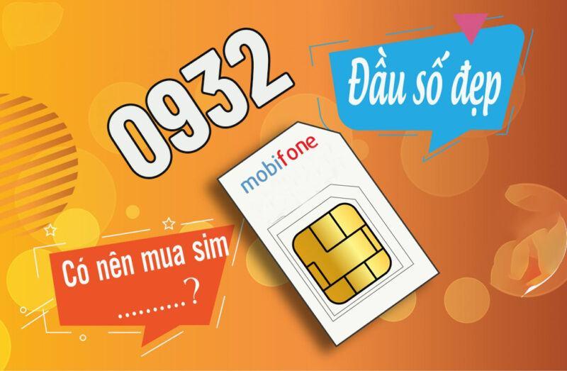 Có nên mua SIM đầu số 0932 không?