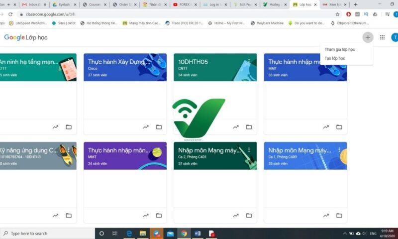 Hướng dẫn sử dụng Google Classroom