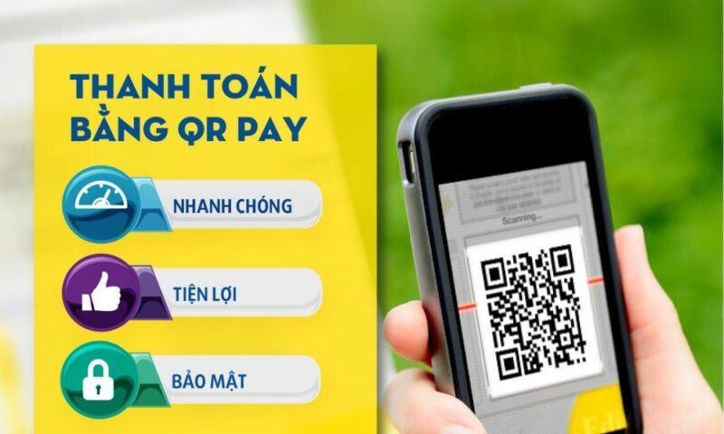 Hướng dẫn sử dụng QR Pay trong giao dịch thanh toán