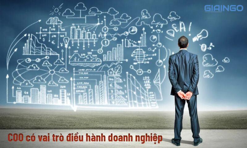 Vai trò của COO trong doanh nghiệp?