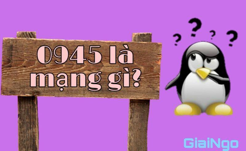0945 là mạng gì?