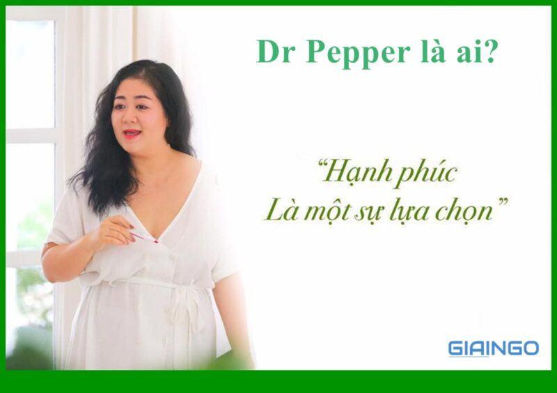 Dr Pepper là ai