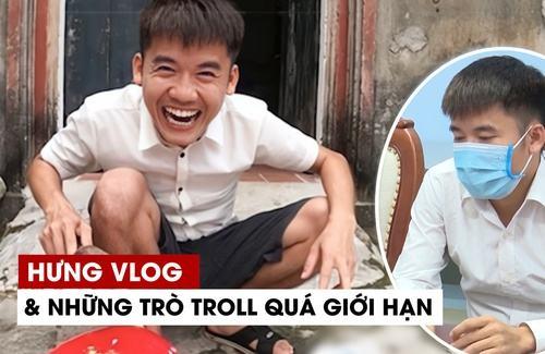 Hưng Vlog là ai