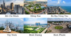 Vì sao Đông Nam Bộ có sức hút mạnh đầu tư nước ngoài?