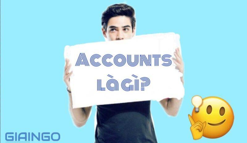 Account for là gì?