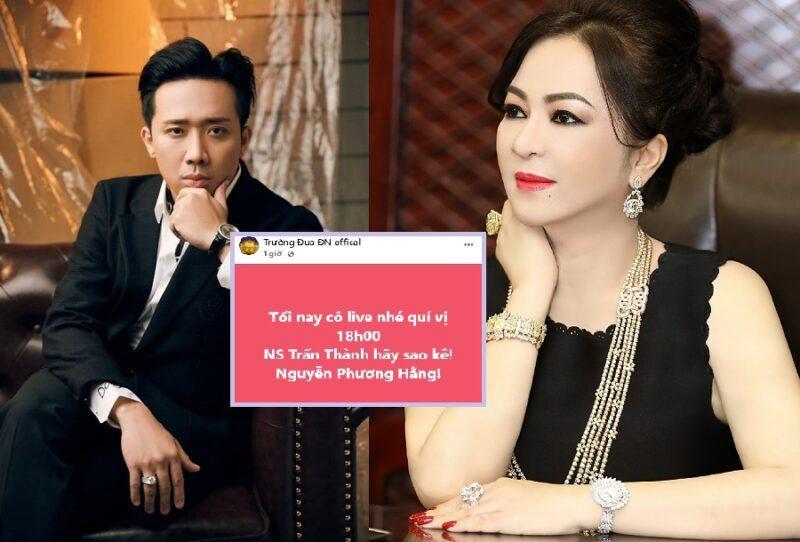 ba phuong hang hen 18h livestream yeu cau tran thanh sao ke 114832