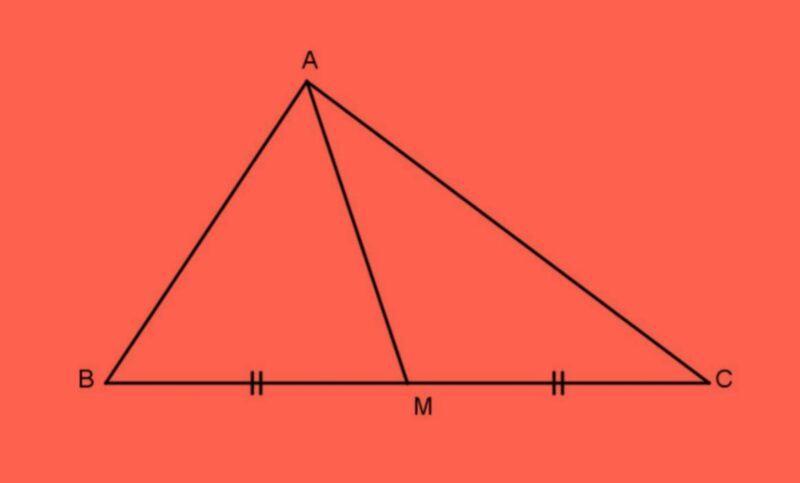 Đường trung tuyến là gì?