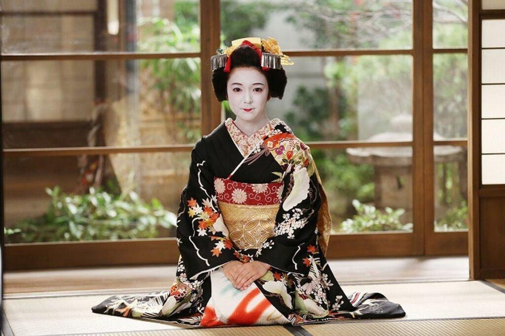 geisha là gì