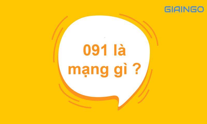 Khái niệm 091 là mạng gì?