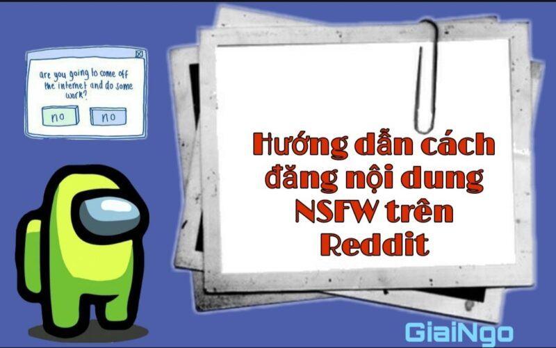 NSFW là gì