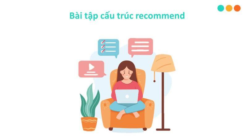recommend là gì