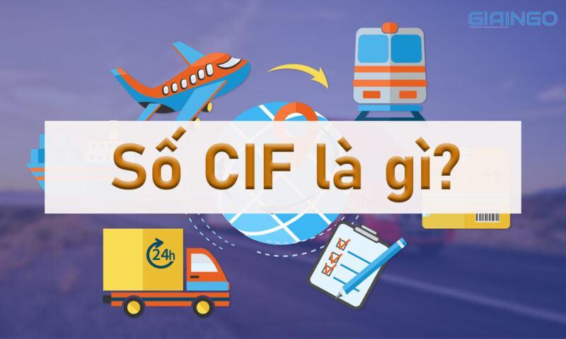 Số CIF là gì?
