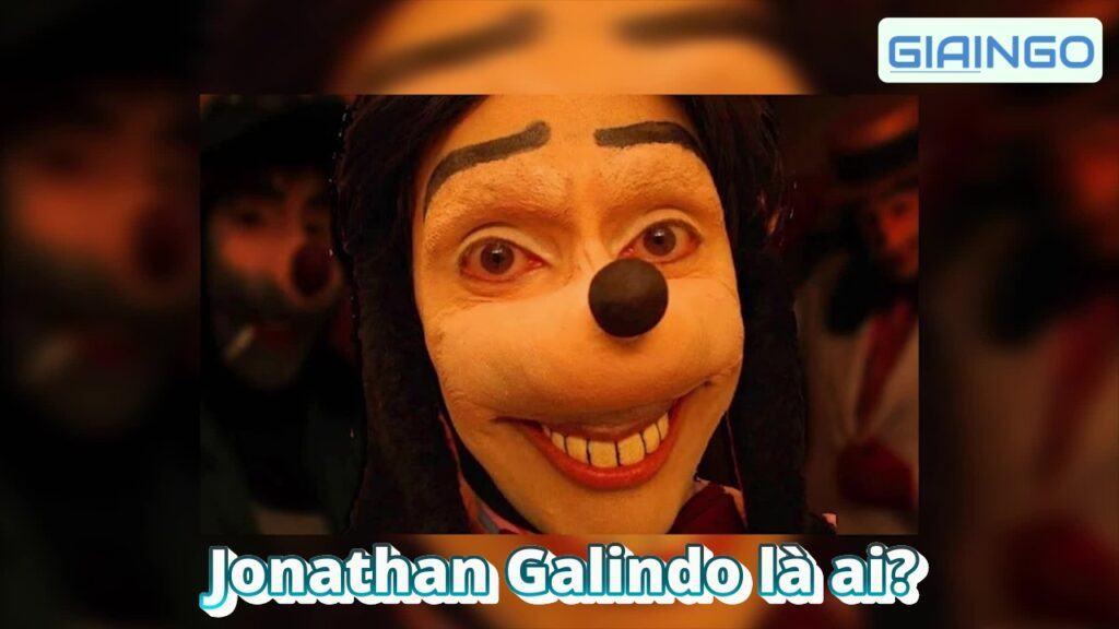 Jonathan Galindo là ai