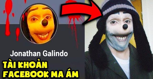 Jonathan Galindo là ai?