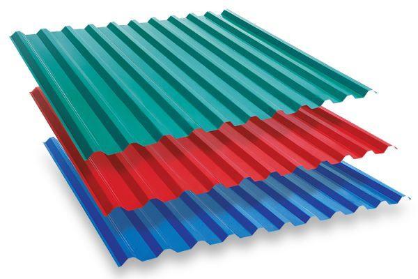 Tại sao các tấm tôn lợp lại có dạng lượn sóng?