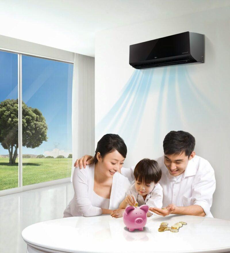 Cách dùng điều hòa tiết kiệm điện