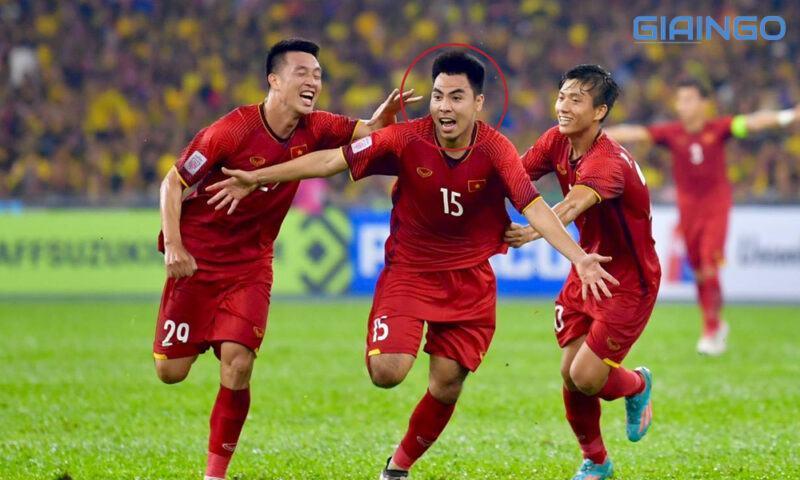 Cân nặng cầu thủ Phạm Đức Huy