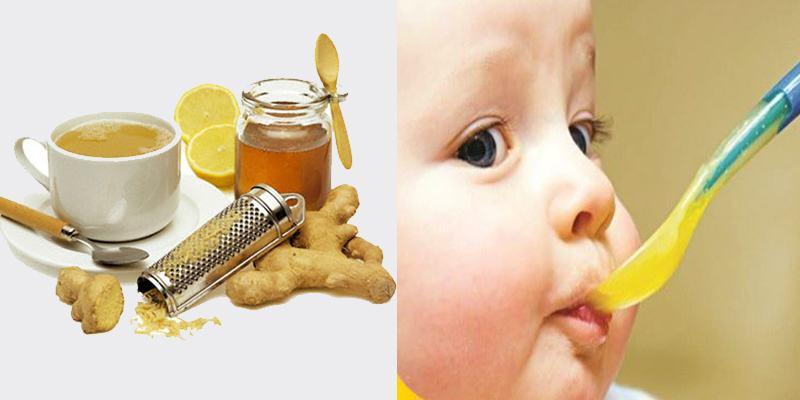uống gừng mật ong khi nào