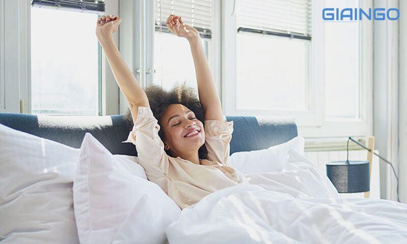 Giúp cải thiện tâm trạng và giấc ngủ