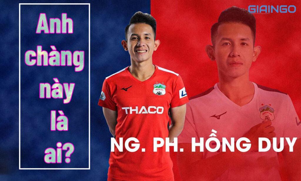 Nguyễn Phong Hồng Duy là ai?