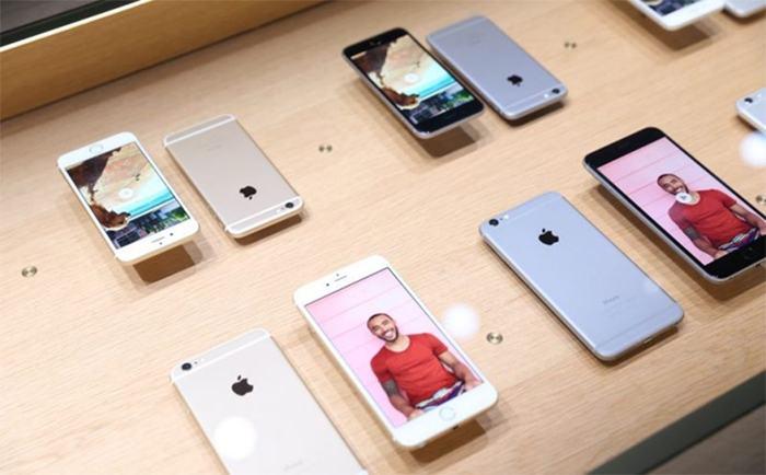 Iphone 6 ra đời năm nào