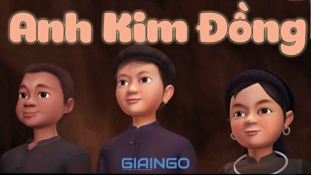 Kim Đồng là ai?