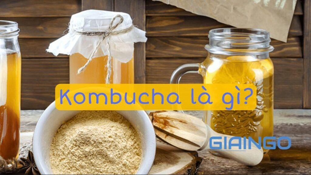 Kombucha là gì?
