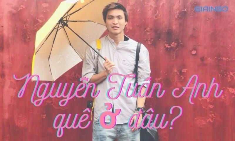 Nguyễn Tuấn Anh quê ở đâu?