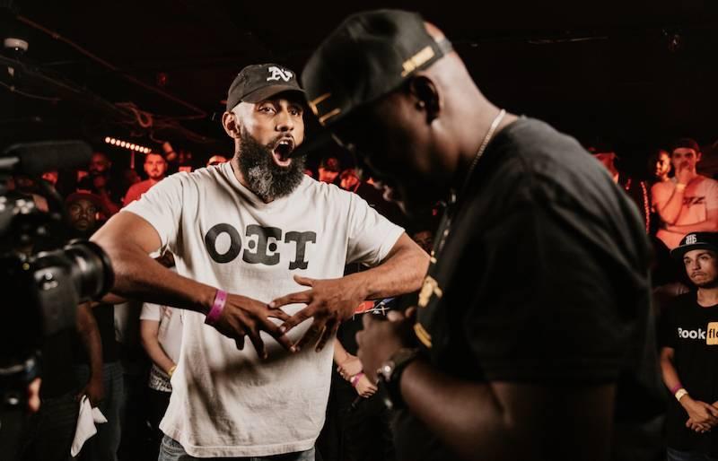 Rap diss là gì