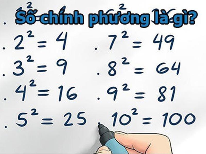 Số chính phương là gì?