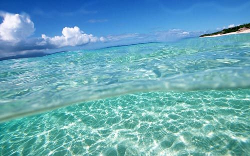 Tại sao nước biển lại mặn