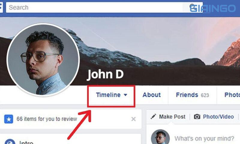 Time facebook