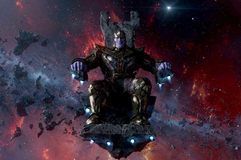 Thanos là ai