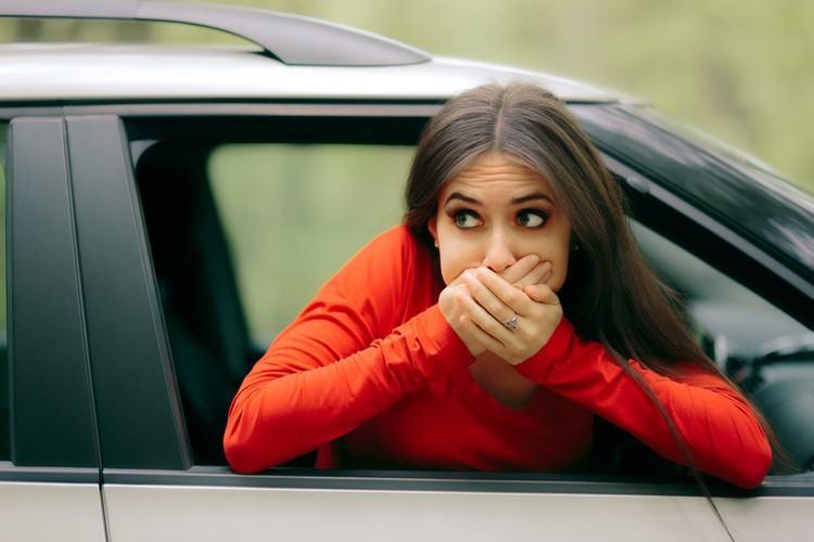 Nguyên nhân gây say xe?