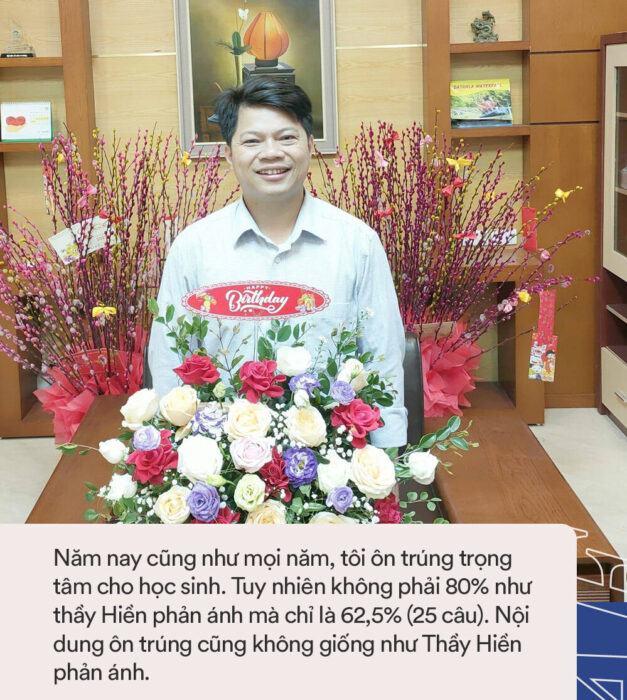 Thầy Phan Khắc Nghệ là ai