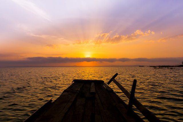 Hồ Trị An ở đâu