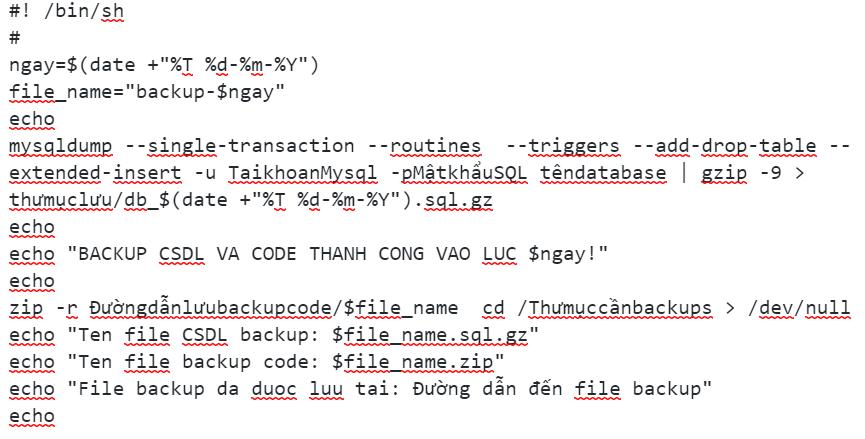 Script là gì