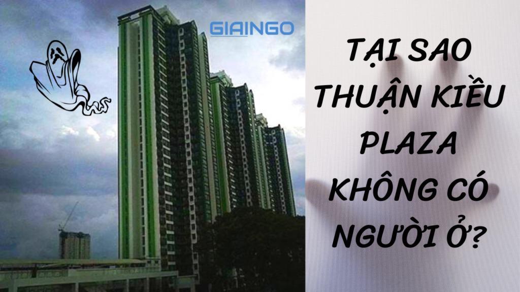 Tai sao Thuan Kieu Plaza khong co nguoi o