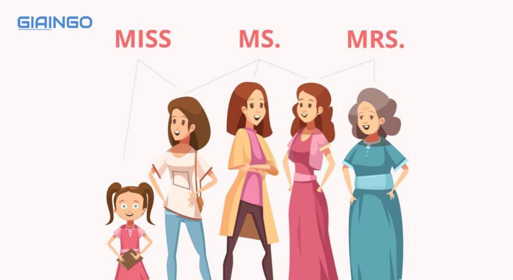 Mrs là gì