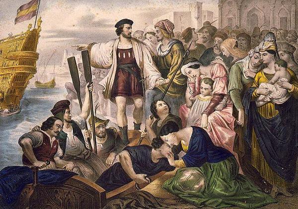 Ai là người tìm ra châu Mỹ đầu tiên?