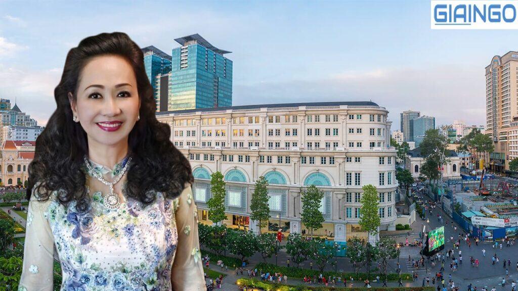 Bà chủ Thuận Kiều Plaza là ai?